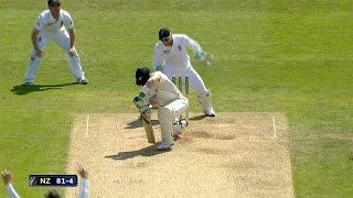 Highlights from England v New Zealand, Headingley Test, 2013