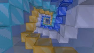 256 Blocks High Free Fall