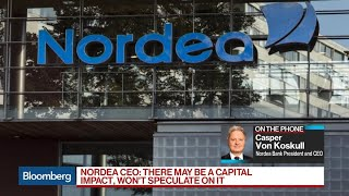 Nordea CEO Says Finland Move May Impact Capital
