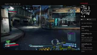 Borderlands 2 with MWX