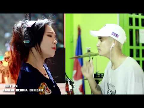 Shape of you - Khmer ft Korean