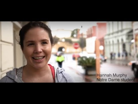 Hannah - Physiotherapy at Notre Dame