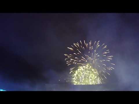 Bingley Music Live 2017 Fireworks