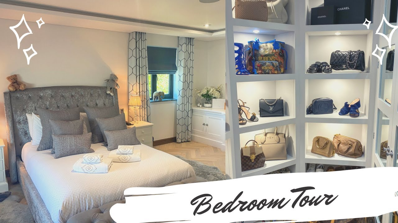 Download Bedroom and Wardrobe Tour   All Things Yazz
