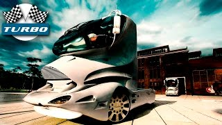 видео В США создали внедорожный дом на колесах ценой в миллион долларов