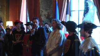 Reception at the General French Consulate in NYC (1)