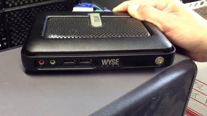 Wyse C10le Firmware Upgrade