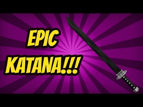 AMAZING NEW SHADOW KATANA EXOTIC KNIFE!!! (ROBLOX ASSASSIN)
