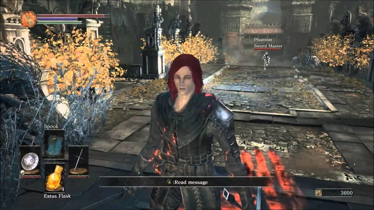 Dark Souls 3 Ng 7 Build Before Ng Youtube