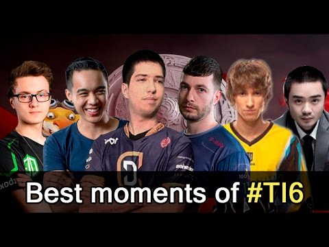 Best moments of The International 2016 — Dota 2