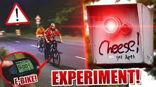 Mit E-BIKES BLITZEN lassen! - Experiment! Gadget Fun!