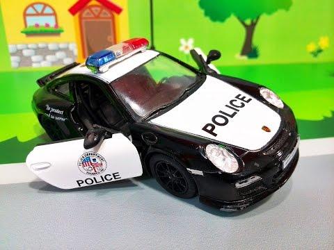 Мультики про машинки все серии. Добрые игрушки Полицейские машины спасатели. Мультфильмы для детей