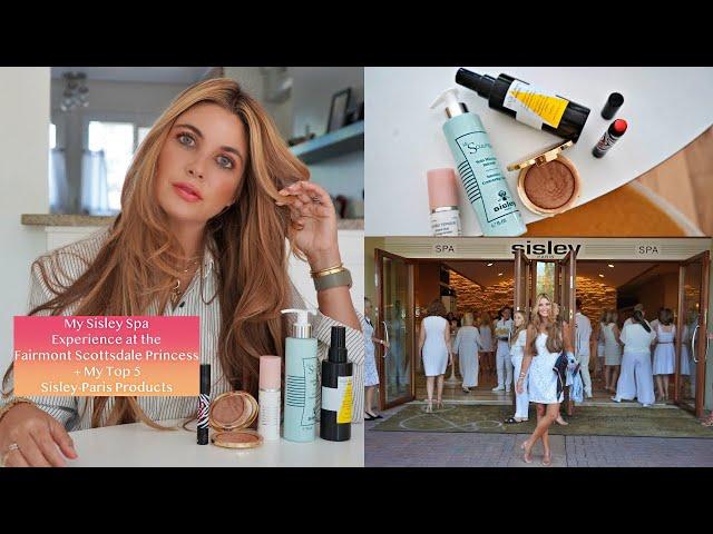 My Fairmont Scottsdale Princess Sisley Spa Experience + Top 5 Sisley-Paris Products