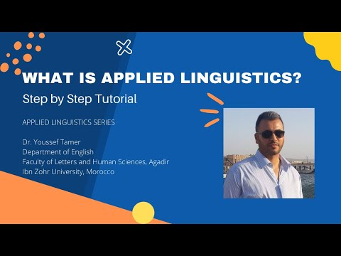 Unit1: What is Applied Linguistics?