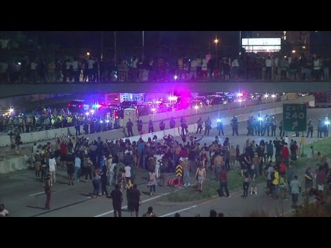 46 Charged With 3rd Degree Riot After I-94 Protest