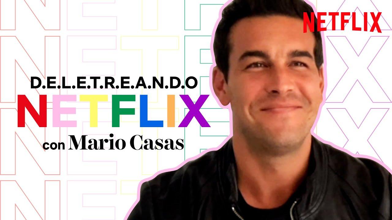 Deleteando Netflix con MARIO CASAS | El practicante | Netflix España