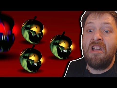 Halloween Gegner In FNAF World ?!   FNAF World Adventure