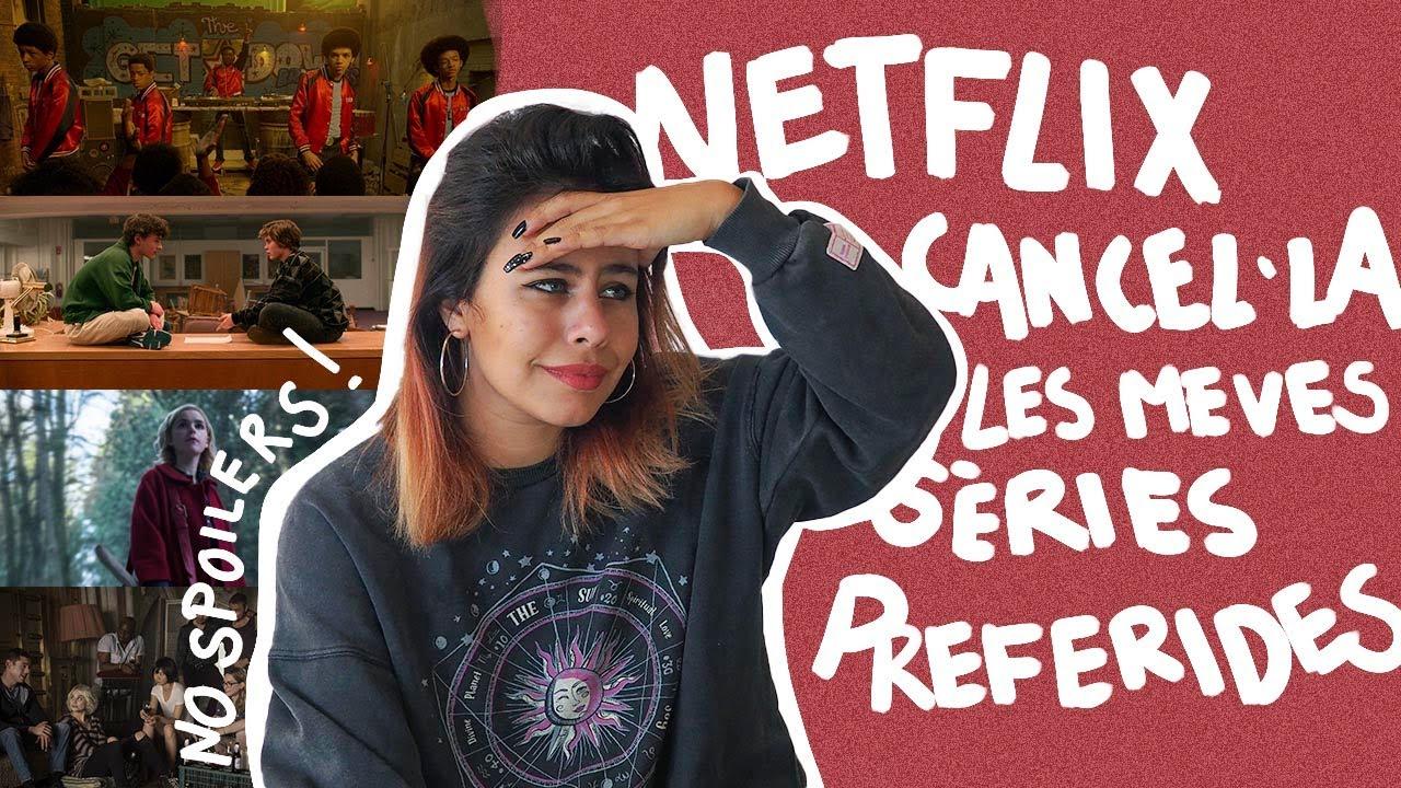 Download Netflix cancel·la les meves sèries preferides | Bets