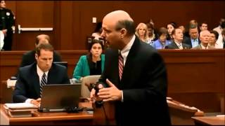 Trayvon Martin : George Zimmerman Trial Closing Arguments Day 13 Part 3