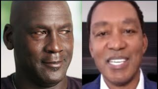 Isiah Thomas ranks Michael Jordan Not Even As His Top 3