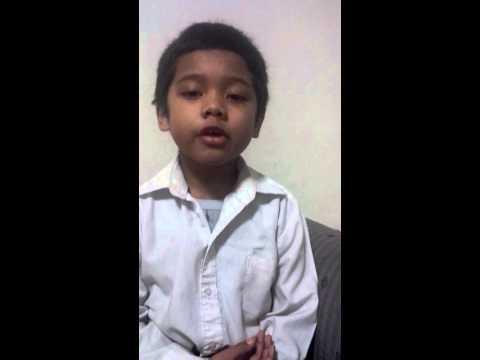 Faiz Salampessy - from El Ber Islamic School New York
