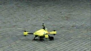 Медицинский дрон в 10 раз опережает машины скорой помощи (новости) http://9kommentariev.ru/(http://www.epochtimes.ru ] Выпускники нидерландского университета разработали медицинский дрон, который может стать..., 2014-11-10T15:15:33.000Z)