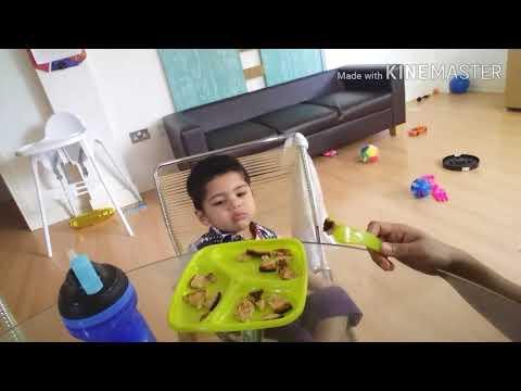 Malayalam Vlog   Indian Toddler Morning to Night routine in UK
