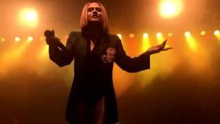 Kehlani - Advice [FRONT ROW O2 ABC Glasgow] SSS Tour 2017