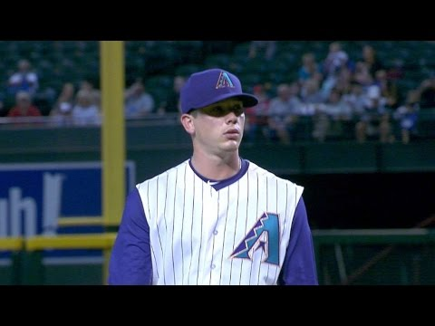 COL@ARI: Hellickson earns 6th win with six strikeouts