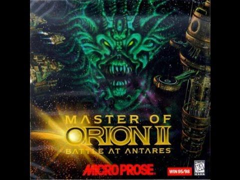Master Of Orion 2 Обзор