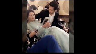 Minal Khan showing proud to her fiance | Trending Studio