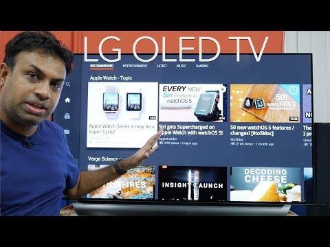 "LG OLED TV C8 55"" 4K TV (2018 Model) Amazing Picture Quality"