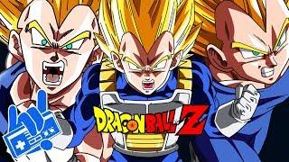 Dragon Ball Z - Vegeta SSJ / Final Flash Theme (US. Ver.) | Epic Rock Cover