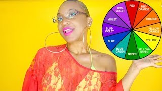 THE COLOR WHEEL - COLOR TALK