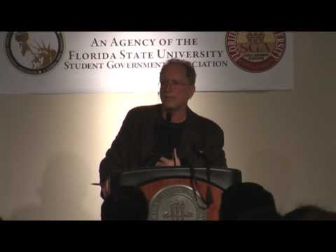 "12/14 Bill Ayers and Kathleen Kemp at Florida State University - ""The State of Education"""