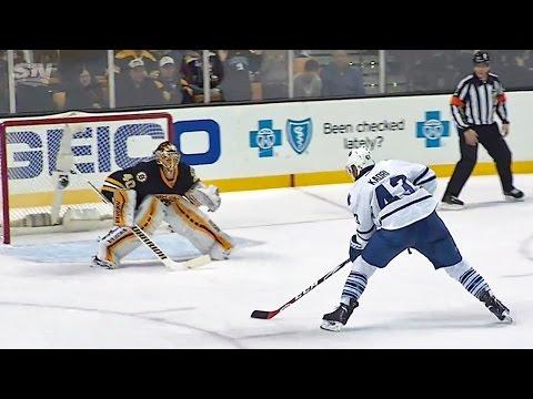 Shootout: Maple Leafs vs Bruins