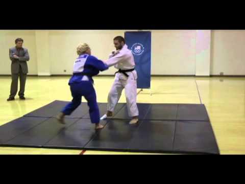 Team USA Judo Demonstration