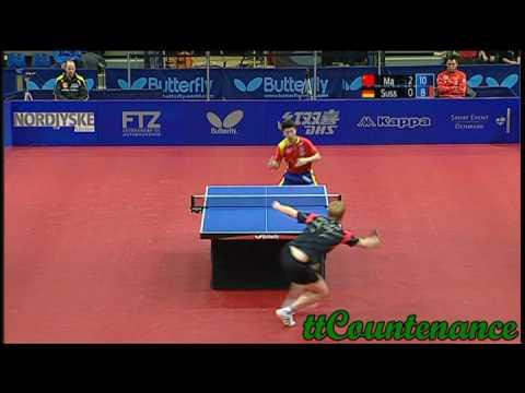 動画】馬龍 VS SUSS Christian 2009年デンマークオープン 準決勝 ...