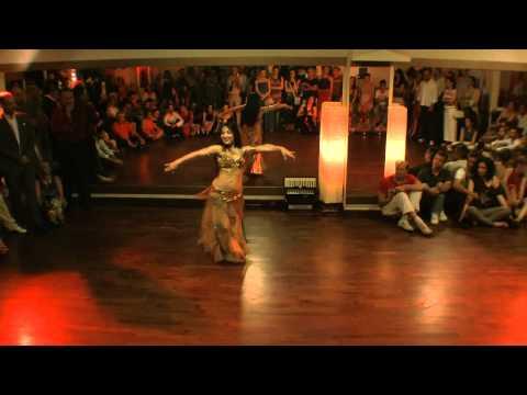 Marina of Athens Libertango 27.6.2014 - Arabic song