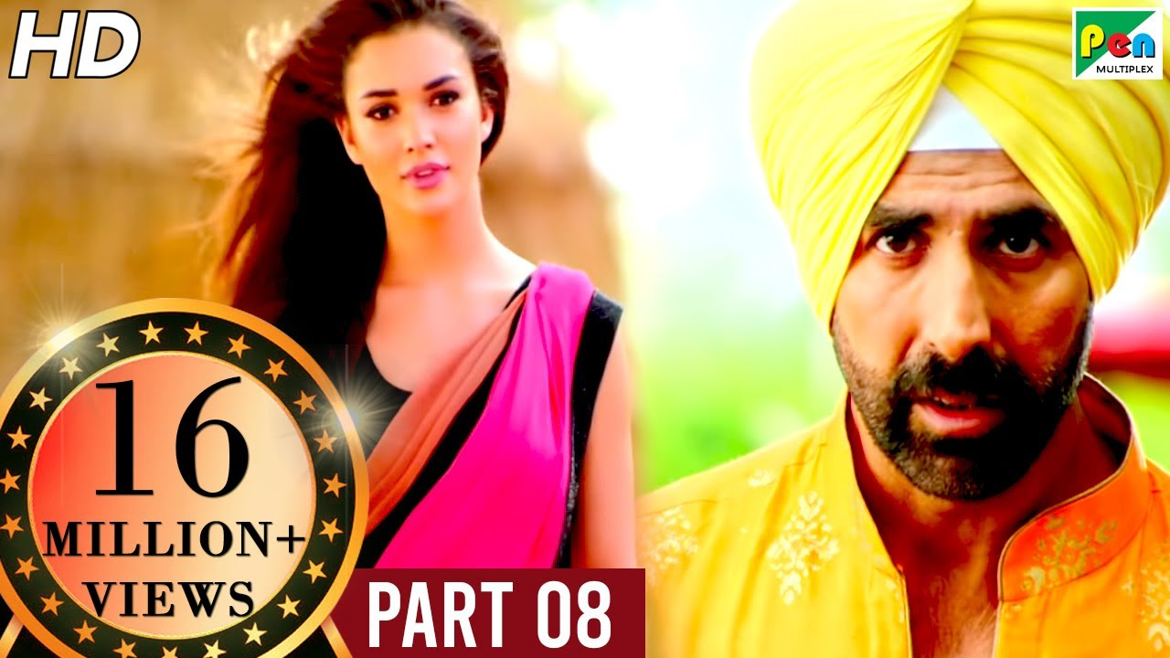Download Singh Is Bliing (2015) | Akshay Kumar, Amy Jackson, Lara Dutta | Hindi Movie Part 8 of 10 | HD 1080p