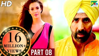Singh Is Bliing (2015) | Akshay Kumar, Amy Jackson, Lara Dutta | Hindi Movie Part 8 of 10 | HD 1080p