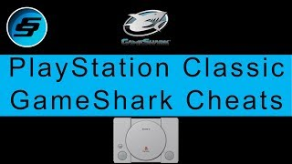 playStation Classic BleemSync GameShark Cheats Tutorial
