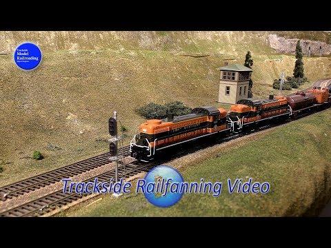 Oregon Trunk & Pacific Railroad Model Railroad