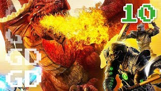 Dungeons and Dragons Online Gameplay Part 10 - Stormreach - DDO Let's Play Series