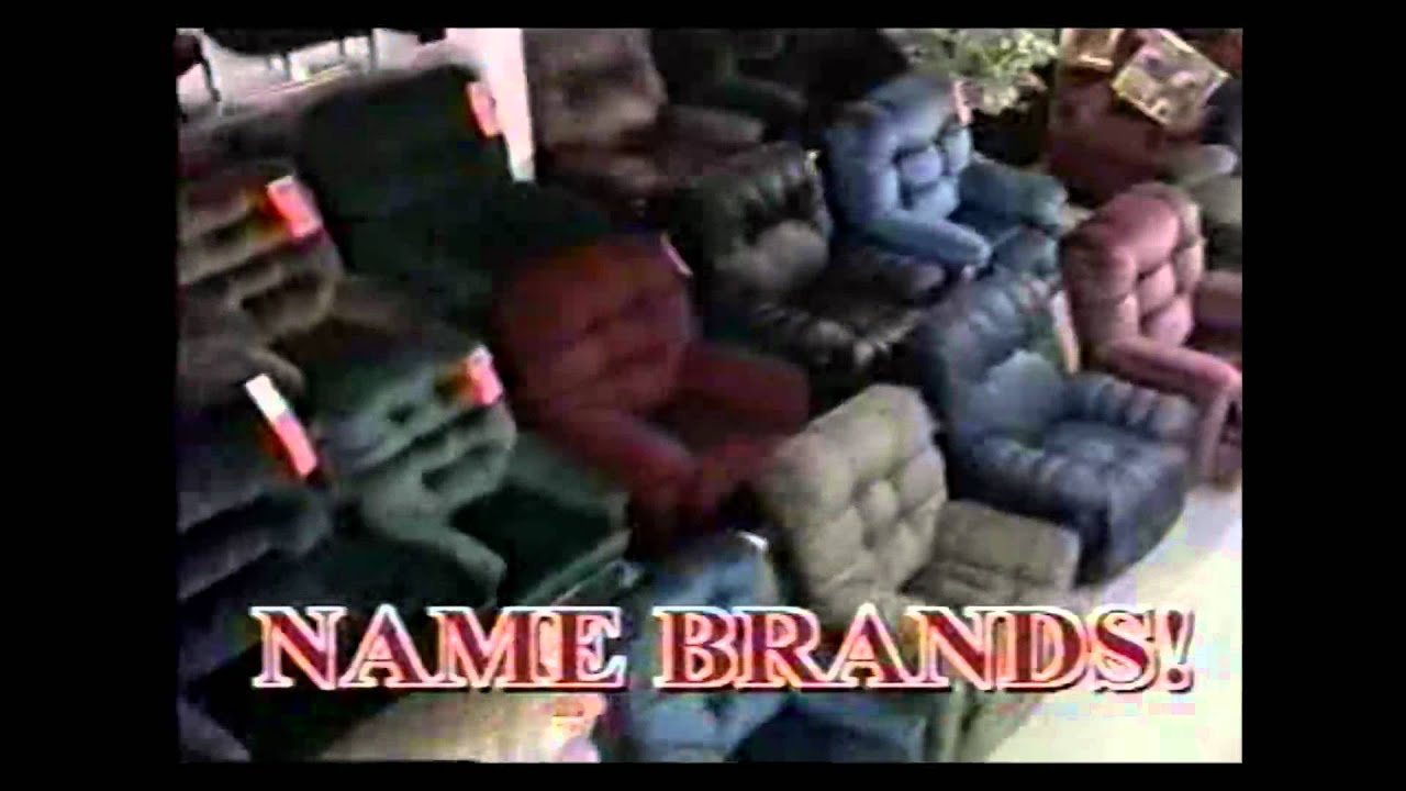 Angry Chainsaw Man For Marquis Furniture 2001 Youtube