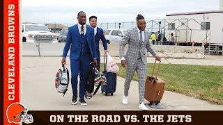 On the Road vs. Jets for Week 2 | Cleveland Browns