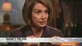 Pelosi Discusses Obama's Response to Gulf Oil Spill: Video