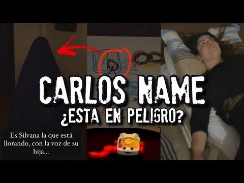 CARLOS NAME ¿CORRE PELIGR0?