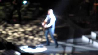 blake shelton old red live