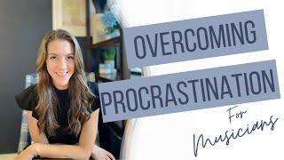 How to stop procrastination from ruining your music career – Jess Voigt Page